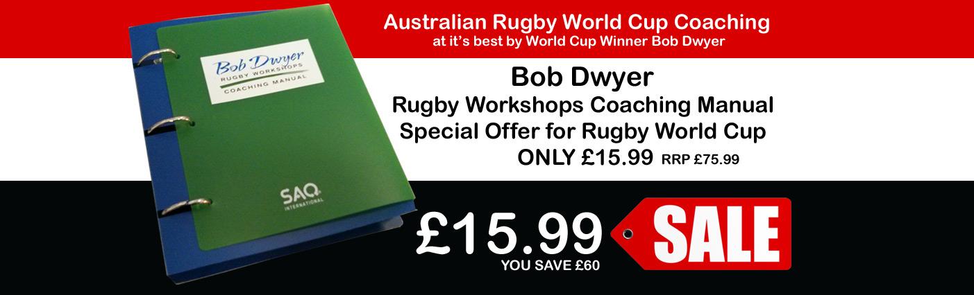 Bob Dwyer Coaching Manual Special Offer