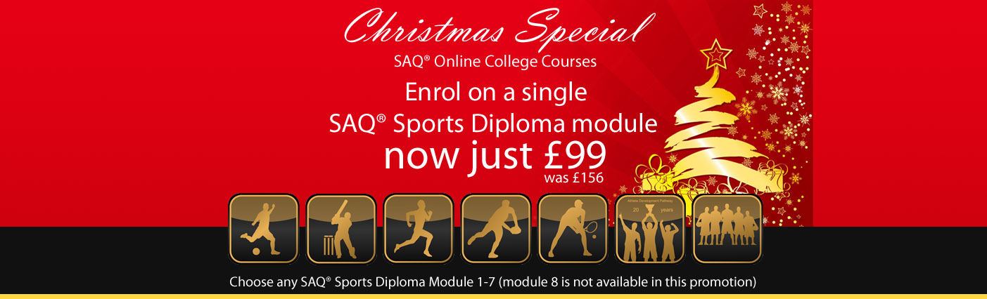 Sports College Offer - Module Price Reduced