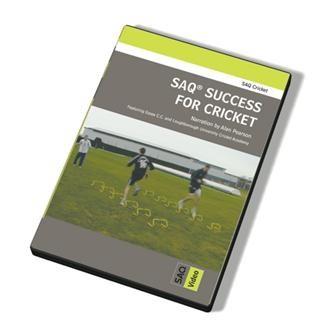 SAQ® Success for Cricket DVD