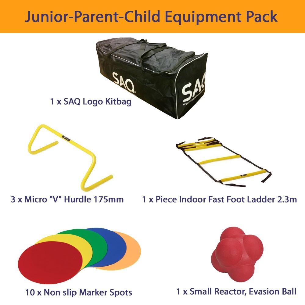 Junior-Parent-Child Equipment Pack