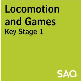 Key Stage 1 PE, QCA Resource Cards