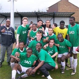 SAQ® Football Squad Equipment Pack