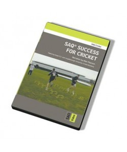 SAQ® Success for Cricket DVD