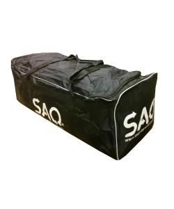 Large SAQ® Logo Black  Kitbag