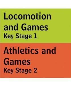 Complete Set of KS1 & KS2 PE, QCA Resource Cards