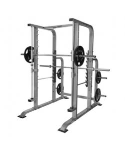 Smith / Power Rack Combination