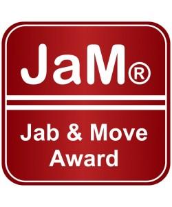 Jab and Move (JaM) Award