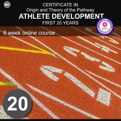 athlete development icon