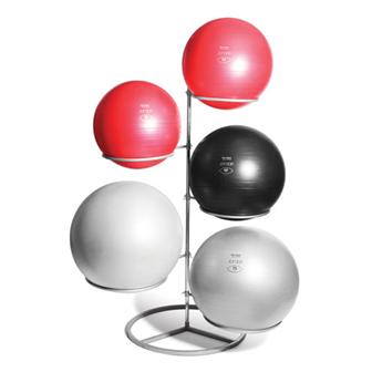5 Fit Ball Rack