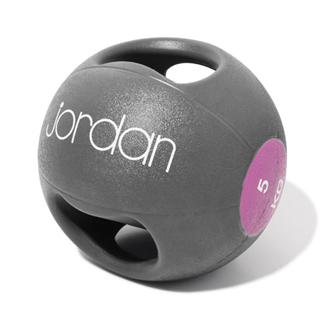 Double-Grip Medicine Balls