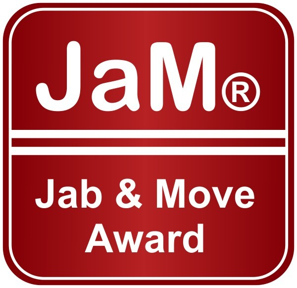 Jab and Move (JaM) Award