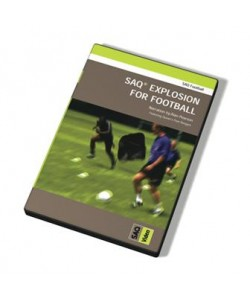 SAQ® Explosion - Resistance And Explosive Speed Training For Football DVD